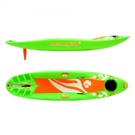 Frequency - the orginal Bellyak boat