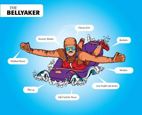 The Bellyaker