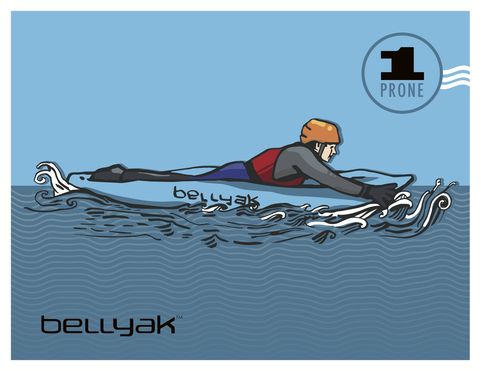 Bellyak Hang Tag