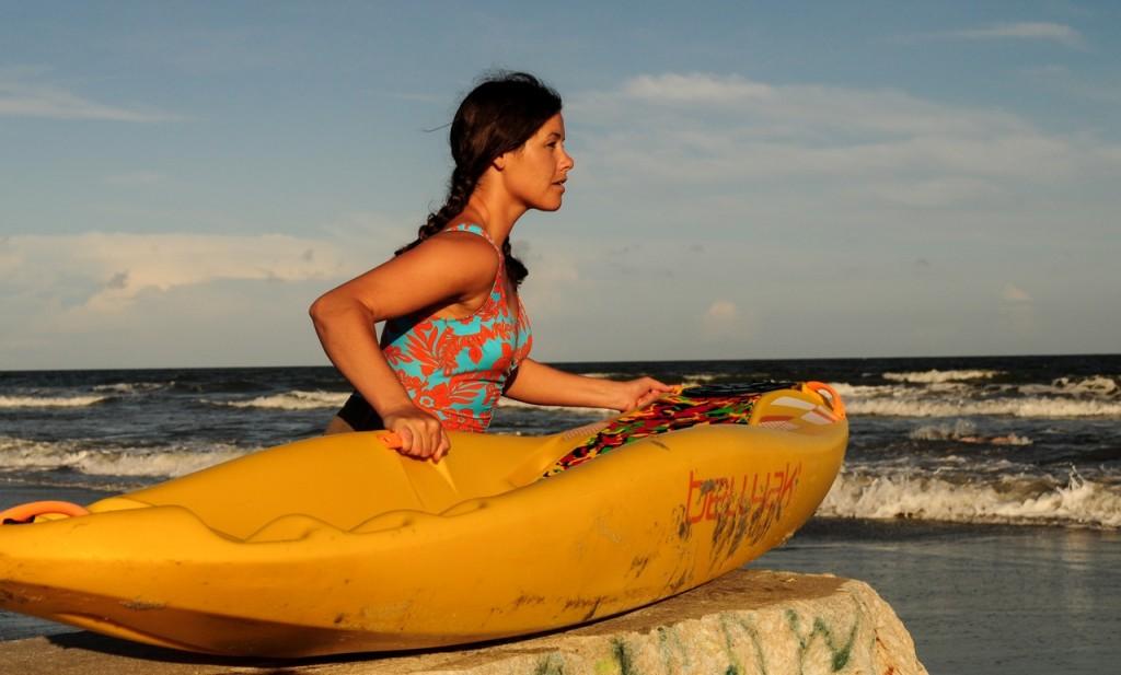 Still life with Bellyak. Photo: Lindsey Graham, Folly Beach NC
