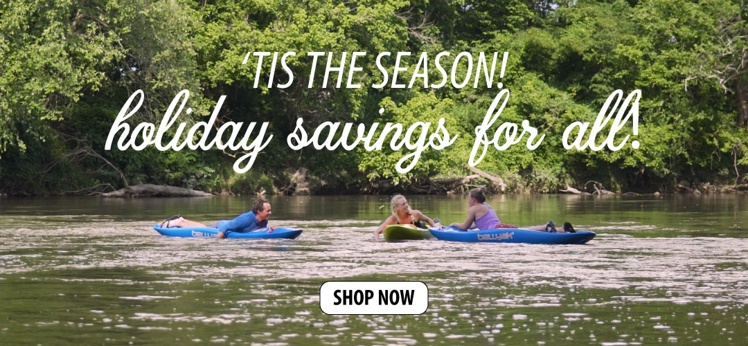 Holiday Savings at bellyak