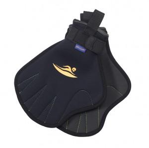 Bellyaking gloves