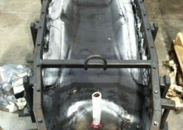 Initial Bellyak Molding - Top View 1