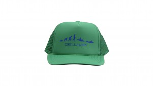 Green trucker Hat
