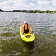 Lake bellyak workouts