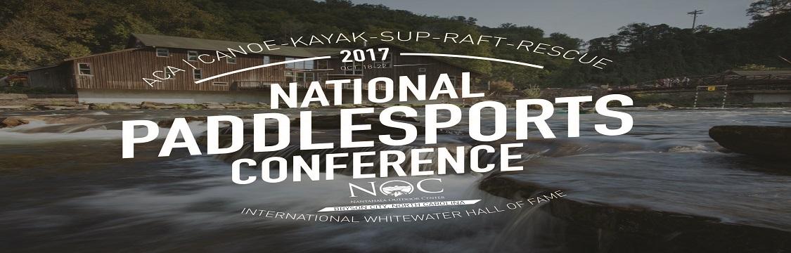 National Paddlesports Conference