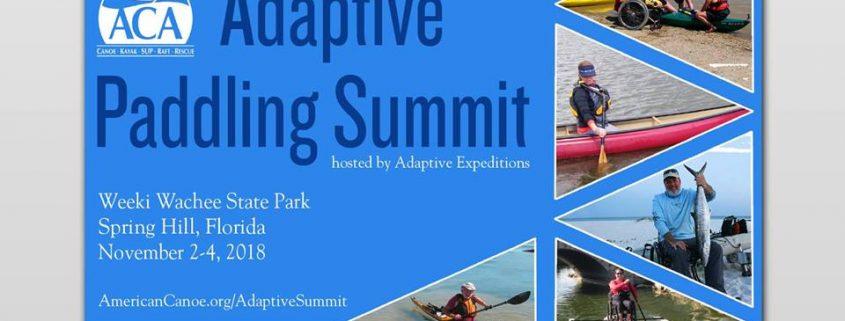 Adaptive Paddling Summit
