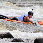 Adam Masters during the Ocoee River Race