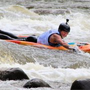 Adam Masters during the Ocoee River Race