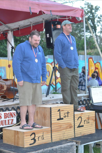 Bellyak Podium